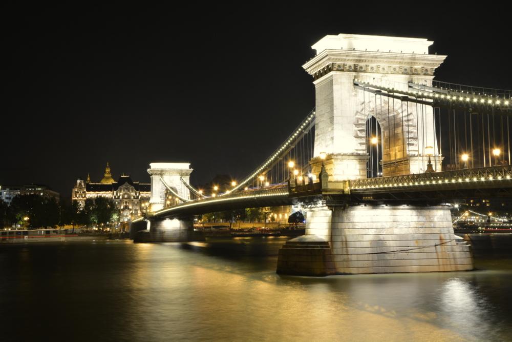 Budapeşte Chain Köprüsü